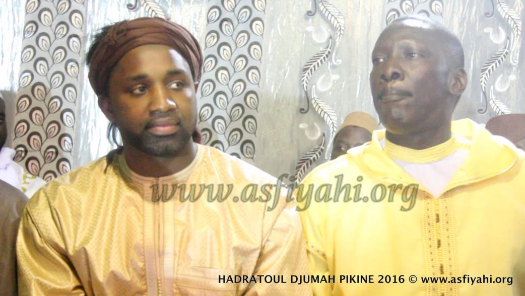 PHOTOS - 12 AOÛT 2016 À PIKINE - Les Images de la Hadratoul Djumah organisée en Hommage à Serigne Mansour Sy Borom Daara Ji et à sa fille Sokhna Assietou Sy
