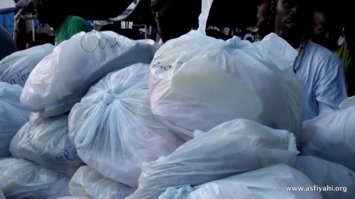 TABASKI 2016 - Demba Diop Sy habille plus de 1200 Talibés issus de 64 daaras de Tivaouane et ses environs (VIDEO ET PHOTOS)