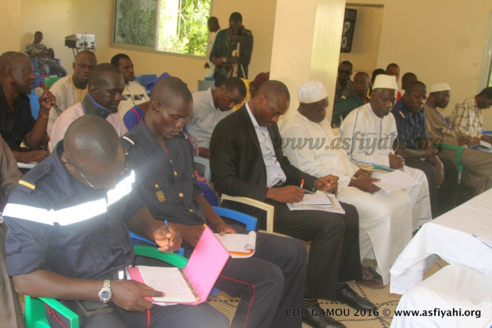 CDD Préparatoire du Gamou de Tivaouane 2016: L'Etat et le Comité d'Organisation déjà à pied d'œuvre