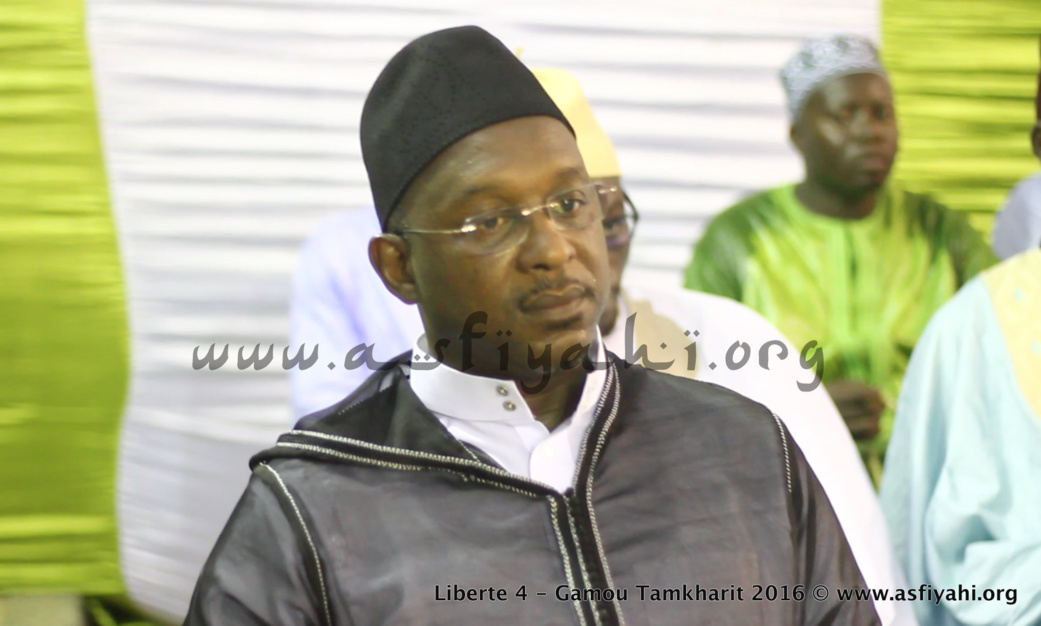 PHOTOS - 11 OCTOBRE 2016 - Les Images du Gamou Tamkharit 2016 à Liberte 4, présidé par Serigne Habib Sy Ibn Serigne Mbaye Sy Mansour