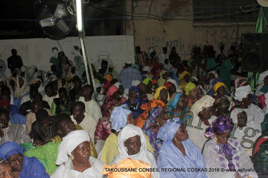 PHOTOS - 1er Novembre 2016 - Les Images du Conseil Régional du Coskas organisé à Mbao