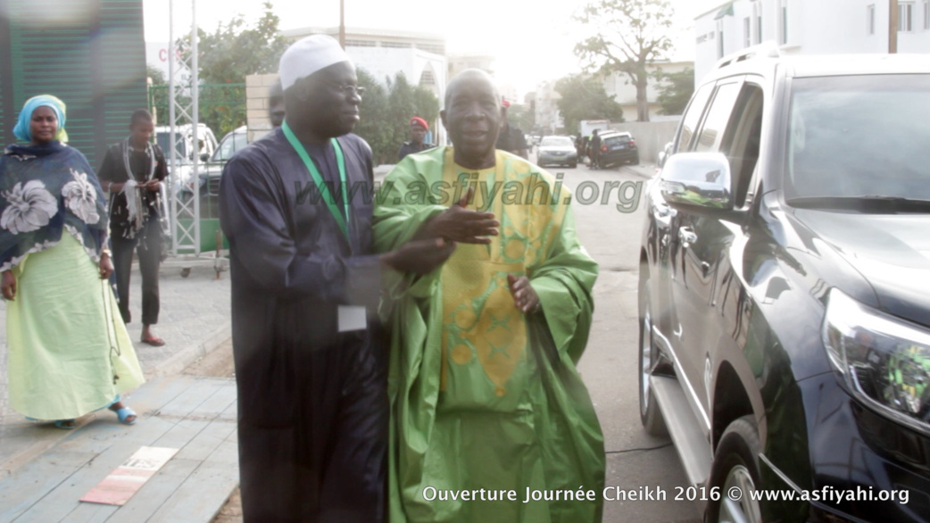 PHOTOS - Les Images de l'Ouverture Officielle des Journées Cheikh Ahmed Tijani Cherif (rta), Edition 2016, tenue ce Samedi 12 Novembre 2016 à la Grande Mosquée de Dakar