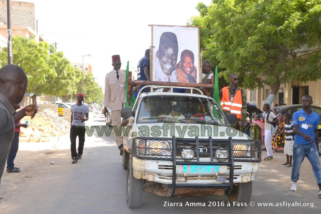 """PHOTOS - FASS - Les Images de la """"Ziarra Amma"""" (Regroupement des mal-voyants), ce Dimanche 13 Novembre 2016 à Fass Seydi Djamil"""