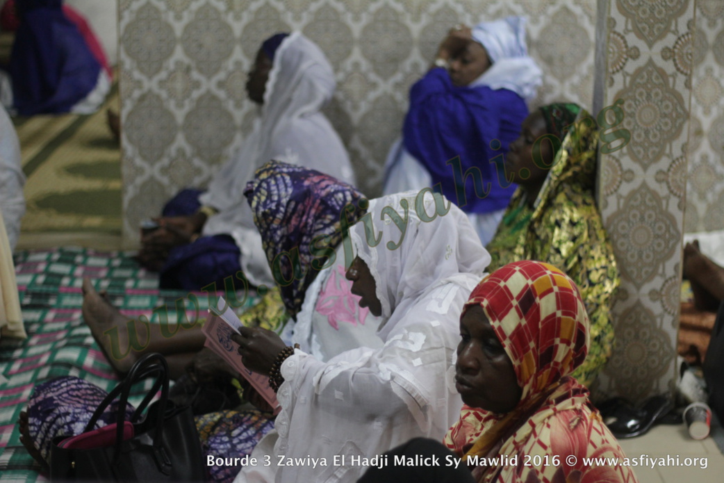 PHOTOS - BURD GAMOU TIVAOUANE 2016 - Les Images de la Nuit du Vendredi 2 Decembre 2016 à la Zawiya El hadj Malick Sy