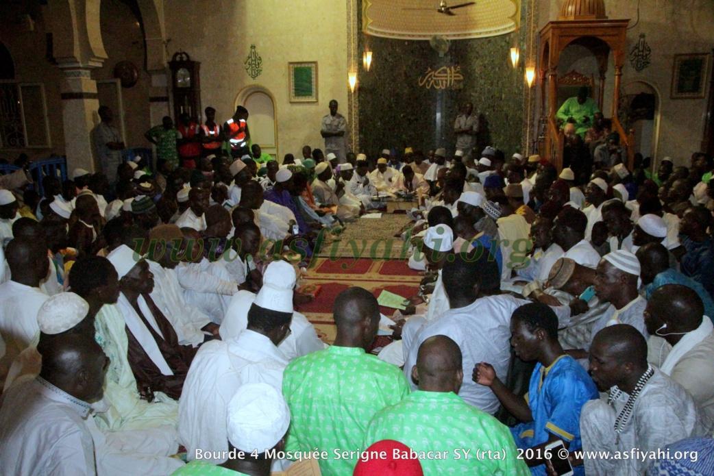 PHOTOS - BURD GAMOU TIVAOUANE 2016 - Les Images de la Nuit du Samedi 3 Decembre 2016 à la Mosquée Serigne Babacar SY (rta) de Tivaouane