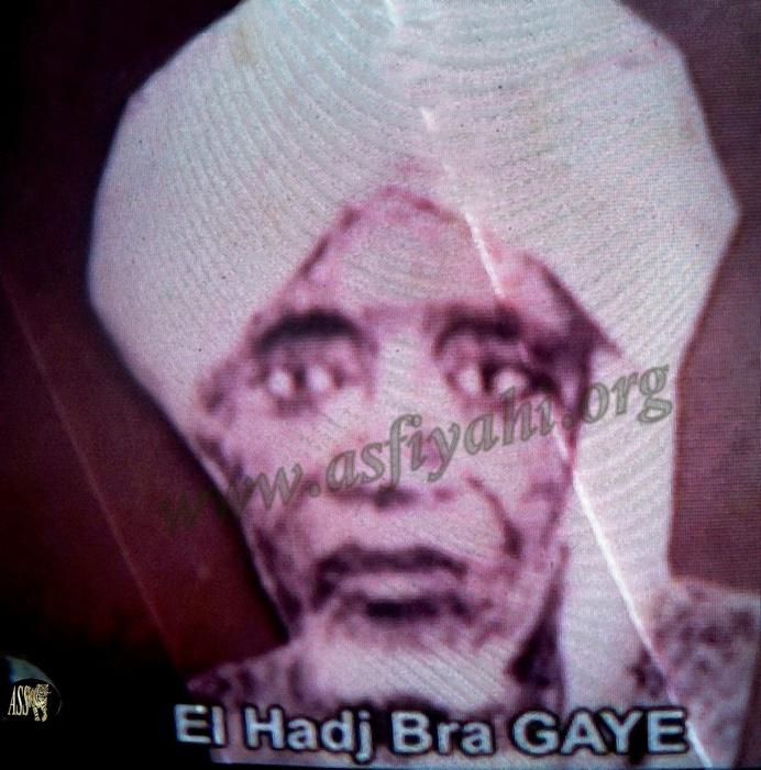 [YOONOU TIVAOUANE...] Le Portrait du jour: Serigne Bra Gaye de Nayobé, de la noblesse de Niomré à la prestigieuse cour de Maodo