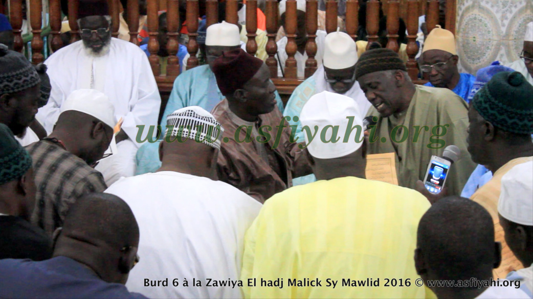 PHOTOS - BURD GAMOU TIVAOUANE 2016 - Les Images de la Nuit du lundi 5 Decembre 2016 à la Zawiya El hadj Malick Sy