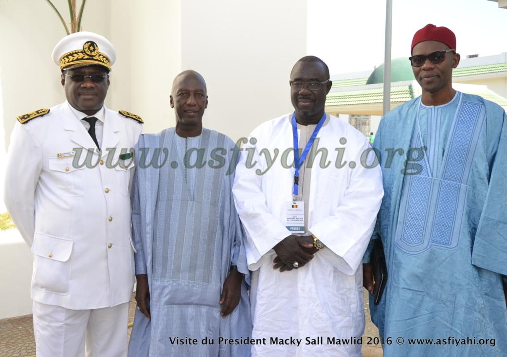 visite du President Macky Sall