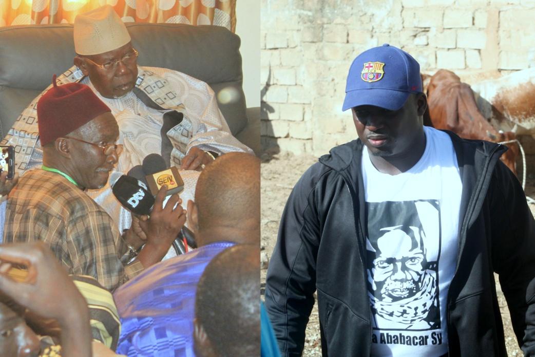 PHOTOS - Abdou Aziz Ndiaye et sa famille offrent plus de 200 bœufs à Serigne Abdou Aziz Al Amine et à ses frères
