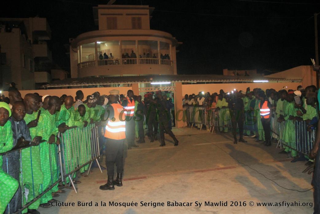 PHOTOS - Les images de la Clôture du Burd 2016 à la Mosquée Serigne Babacar SY (rta)