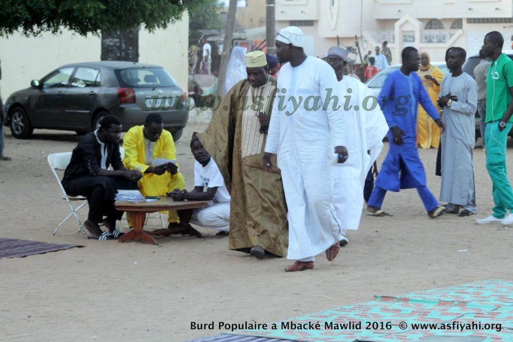 PHOTOS - Gamou Tivaouane 2016 - Les images du Burd populaire de Mbacké