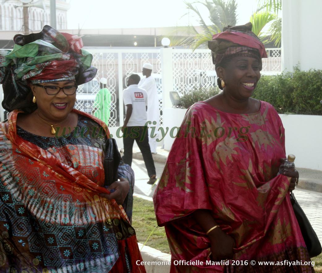 PHOTOS - Les Images de la Cérémonie Officielle du Gamou de Tivaouane 2016
