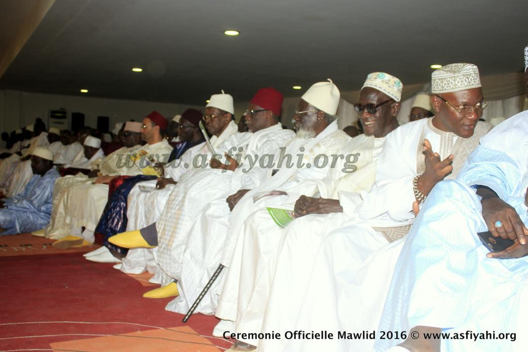 Ceremonie Officielle  suite