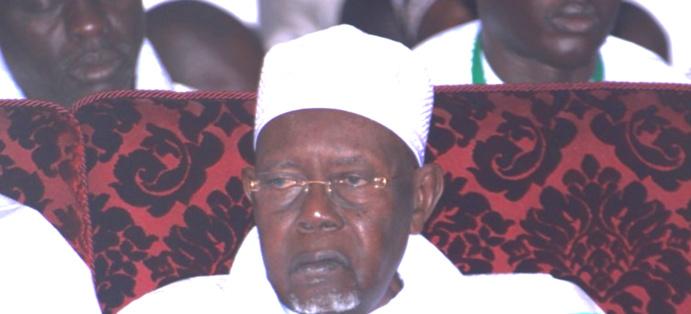 Ceremonie Officielle du Gamou de Tivaouane 2016 : Voici le Message du Khalif General des Tidianes délivré par Serigne Abdoul Aziz SY Al Amine