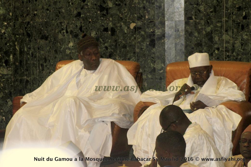 PHOTOS - GAMOU TIVAOUANE 2016 - Nuit du Gamou à la Mosquée Serigne Babacar Sy (rta)