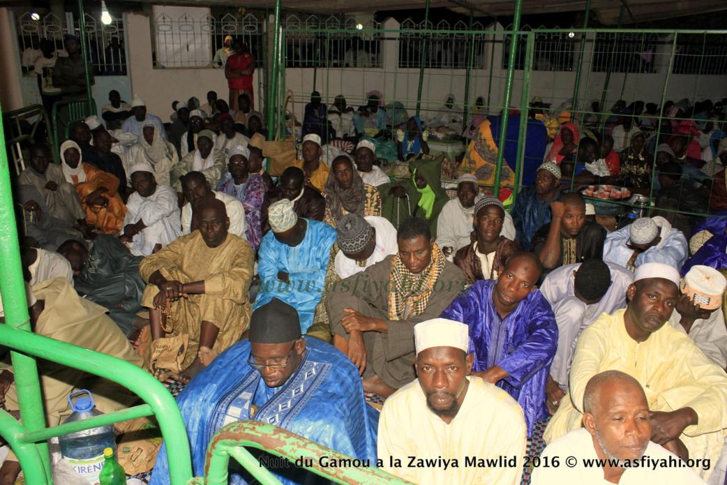 PHOTOS - GAMOU TIVAOUANE 2016 - Nuit du Gamou à la Grande Mosquée El Hadj Malick Sy avec Serigne Mbaye Sy Mansour et Serigne Pape Malick SY