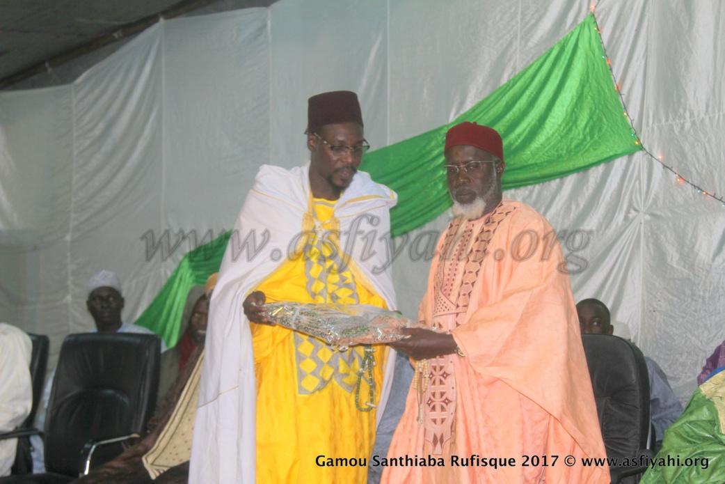 PHOTOS - 14 Janvier 2017 à Santhiaba Rufisque - Les Images du Gamou de Xaley Cheikh Ahmed Tidiane Cherif (rta), présidé par Serigne Samba Touré