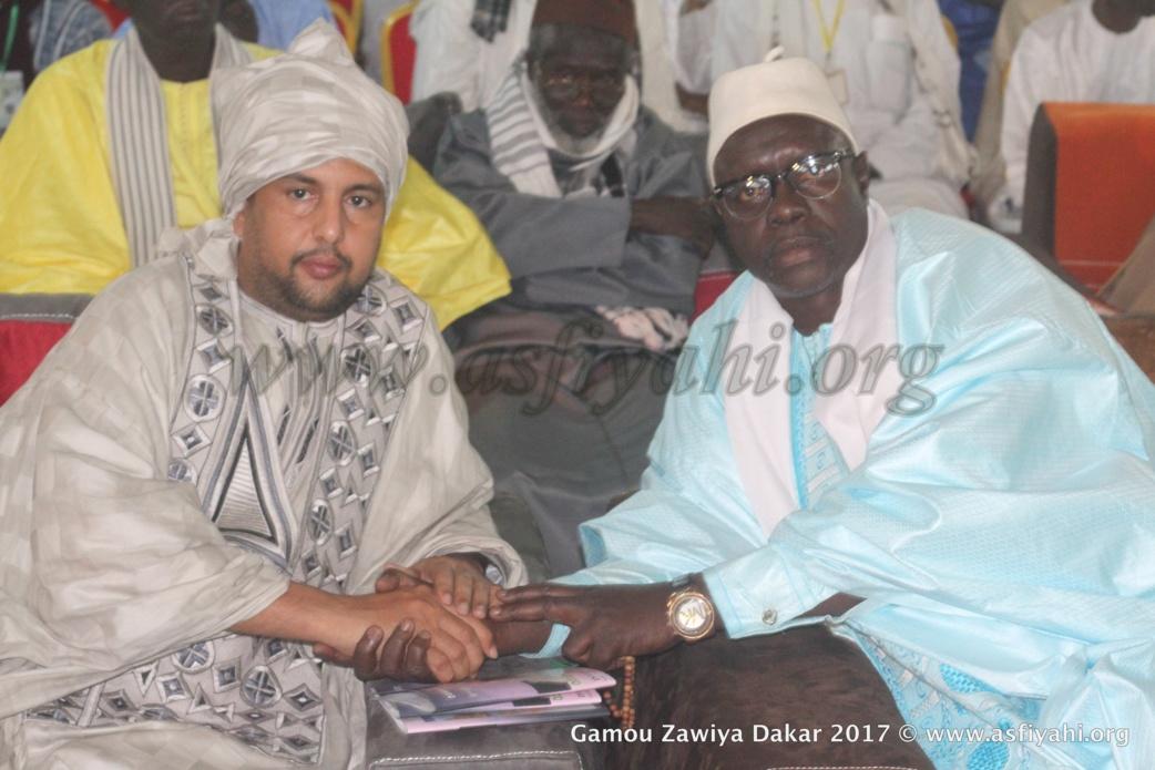PHOTOS - 14 JANVIER 2017 - Les images du Gamou de la Zawiya El Hadj Malick Sy de Dakar, co-présidé par Serigne Mbaye Sy Mansour et Serigne Sidy Ahmed Sy Babacar