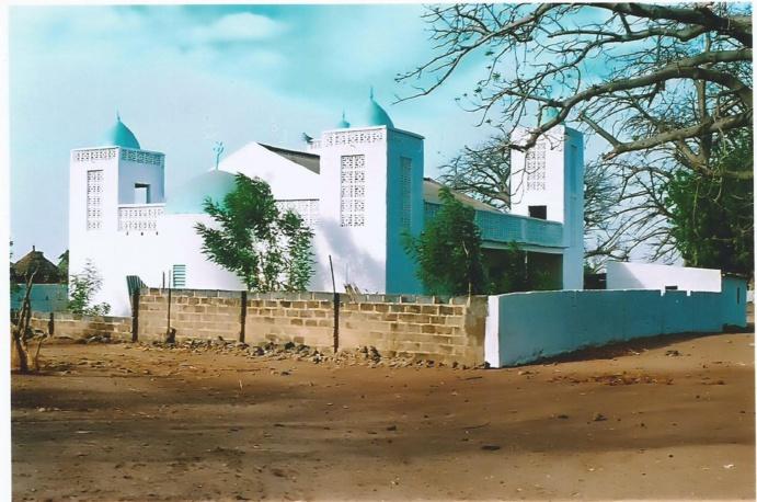 Mosquée de Sine Makhtar