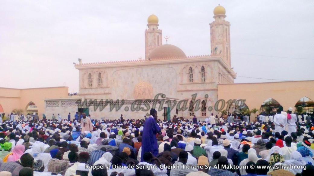 PHOTOS - RAPPEL À DIEU D'AL MAKTOUM: Plusieurs milliers de fidèles se recueillent