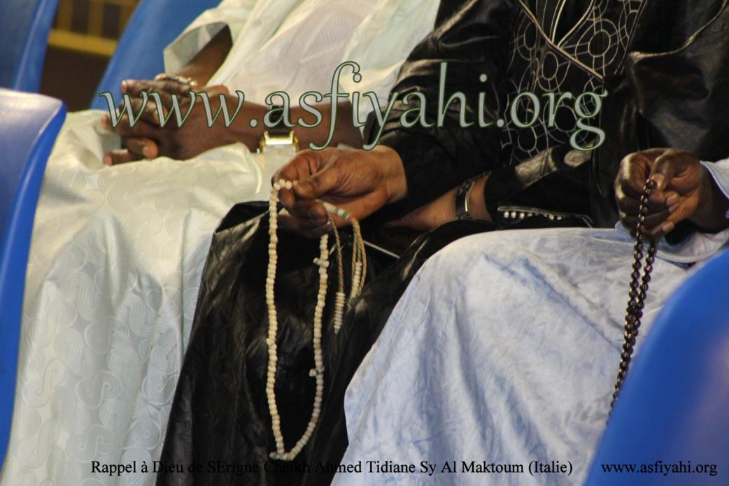 PHOTOS - BERGAMO : RAPPEL À DIEU D'AL MAKTOUM: Les Images de la journée de prière organisée par la DMWM de Bergamo avec la collaboration de toutes les Dahiras Tidianes