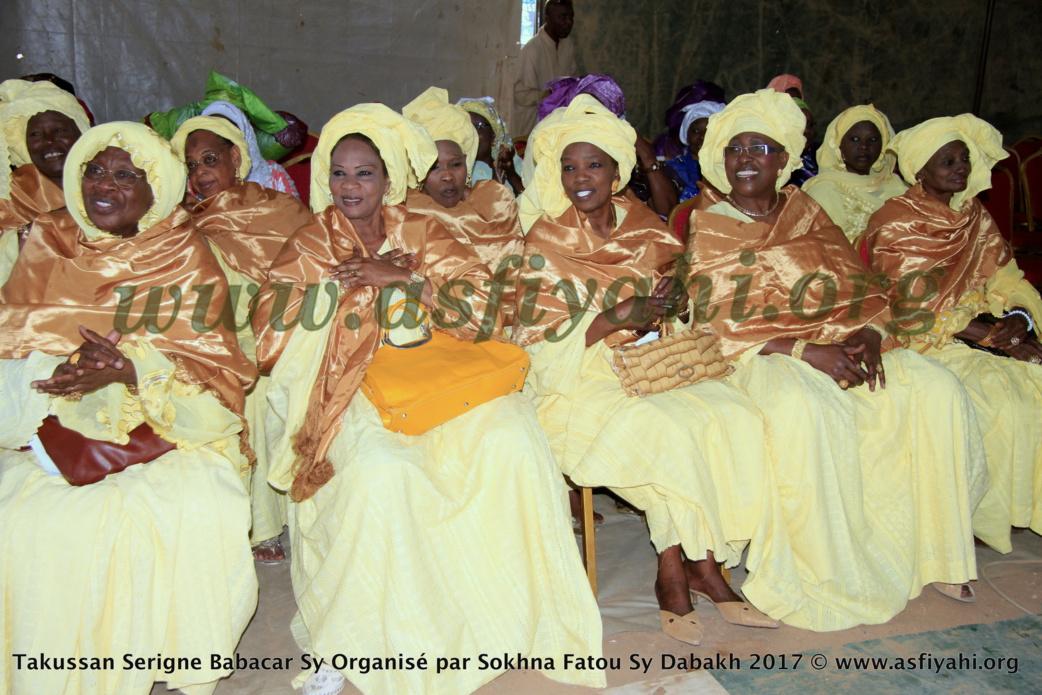 PHOTOS - Les Images du Takoussan Serigne Babacar SY édition 2017, organisé par Sokhna Fatsy Dabakh