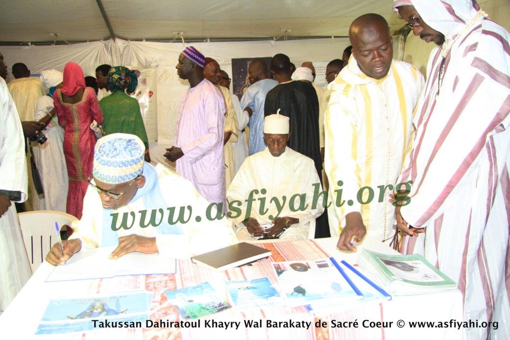 PHOTOS - SACRÉ COEUR 2 - Les Images de la commémoration du Rappel à Dieu de Serigne Babacar Sy (rta), édition 2017, organisée par le Dahiratoul Khayri wal Barakaty