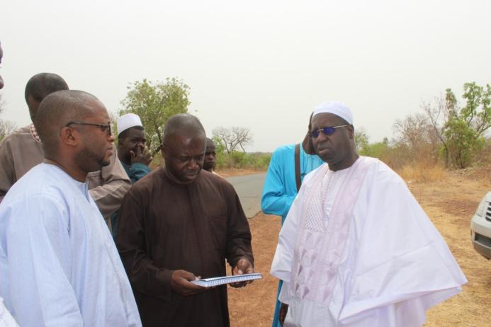 DAAKA 2017 : Abdou Karim SALL en visite à Madina Gounass