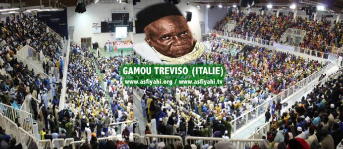 ITALIE - GAMOU DE TREVISO 2017 - Tout est fin prêt pour un bon déroulement de cette 22éme édition, ce Samedi 15 Avril