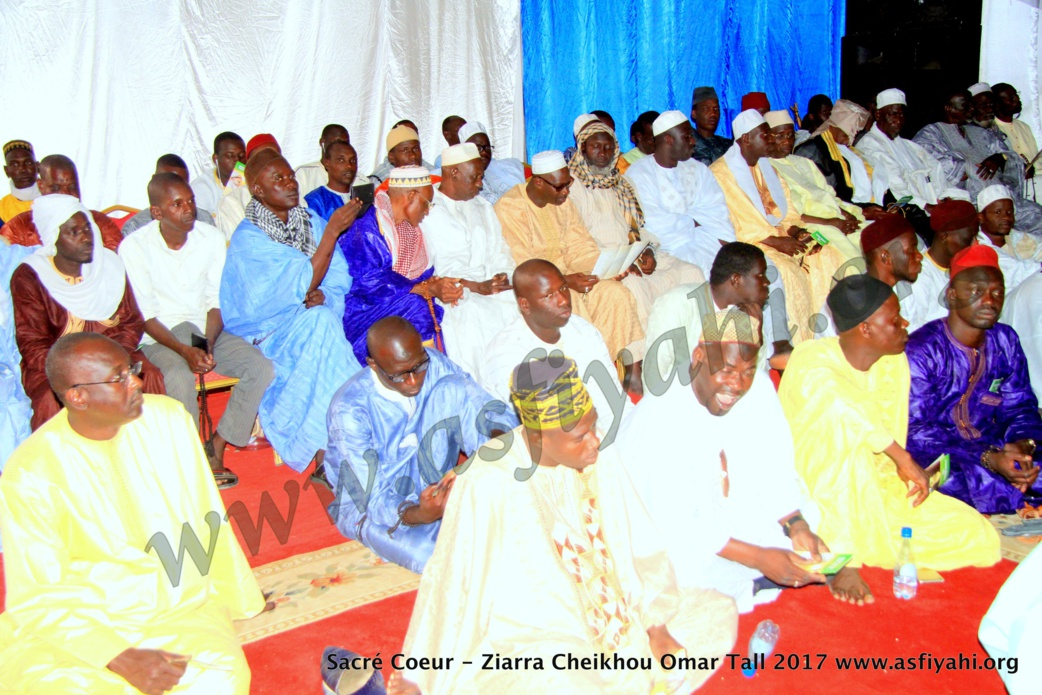 PHOTOS-SACRÉ-COEUR - Les Images de la Ziarra Cheikh Oumar Foutiyou Tall en Souvenir de Cheikh Oumar Mountaga Daha Tall, édition 2017