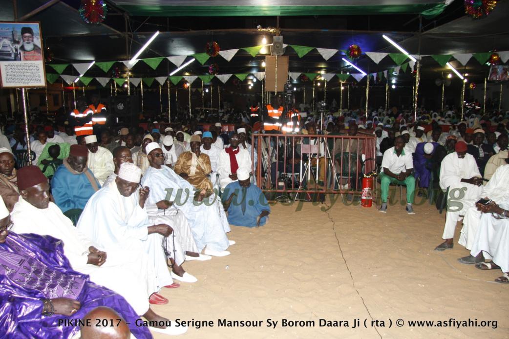 PHOTOS - 22 AVRIL 2017 - Les Images du Gamou de Pikine 2017, Serigne Mouhamadou Mansour Sy Borom Daara Ji (rta)