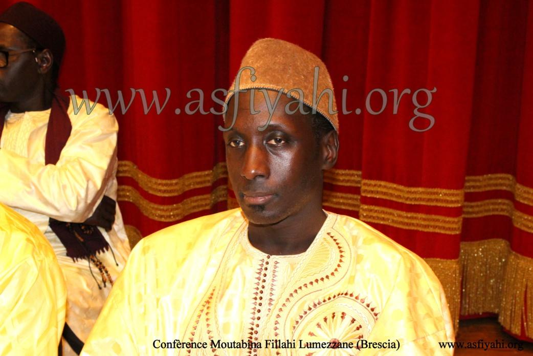PHOTOS - BRESCIA - les Images de la Conférence du Dahiratoul Moutahabina Fillahi de Lumezzane, présidée par Serigne Moustapha SY Abdou