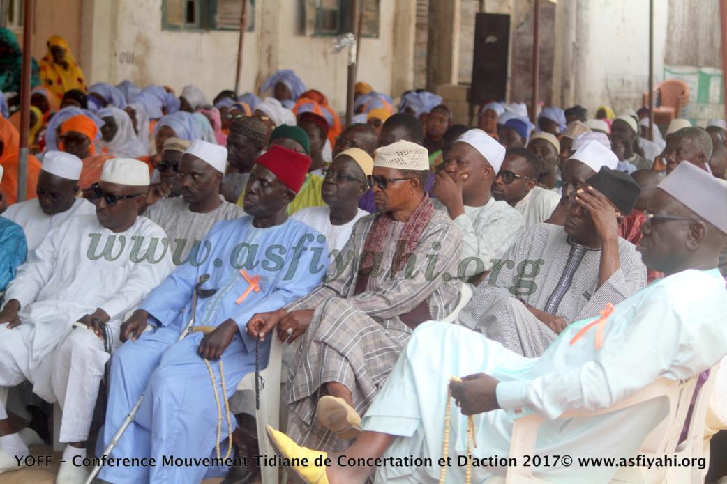 PHOTOS - YOFF MBENGUENE - Les Images de la Conférence Annuelle edition 2017 du Mouvement Tidiane de Concertation et d'action (MTCA) et le Mouvement d'Entraide Islamique (MEI)