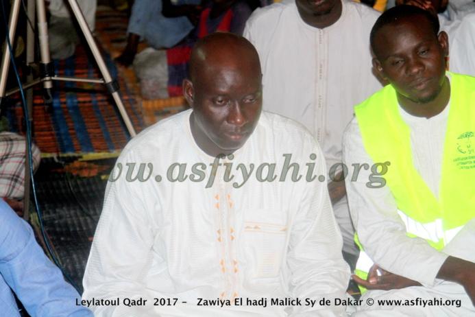 PHOTOS - Célébration de la nuit de la Leylatoul Qadr , édition 2017, à la Zawiya El Hadj Malick SY de Dakar