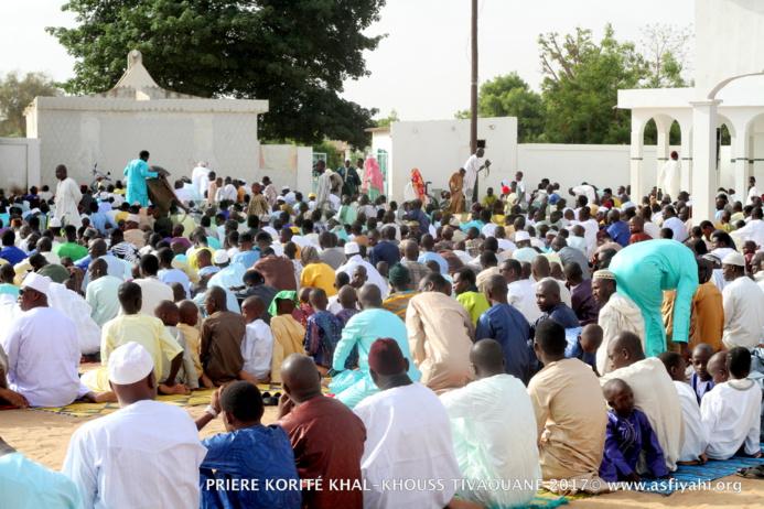 PHOTOS - KORITE 2017 À TIVAOUANE - Les images de la Prière à Khal-Khouss