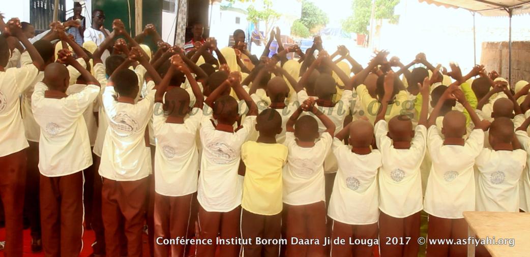 PHOTOS - LOUGA - Les Images de la Conférence de l'Institut Borom Daara Ji, de Serigne Ahmed Sarr