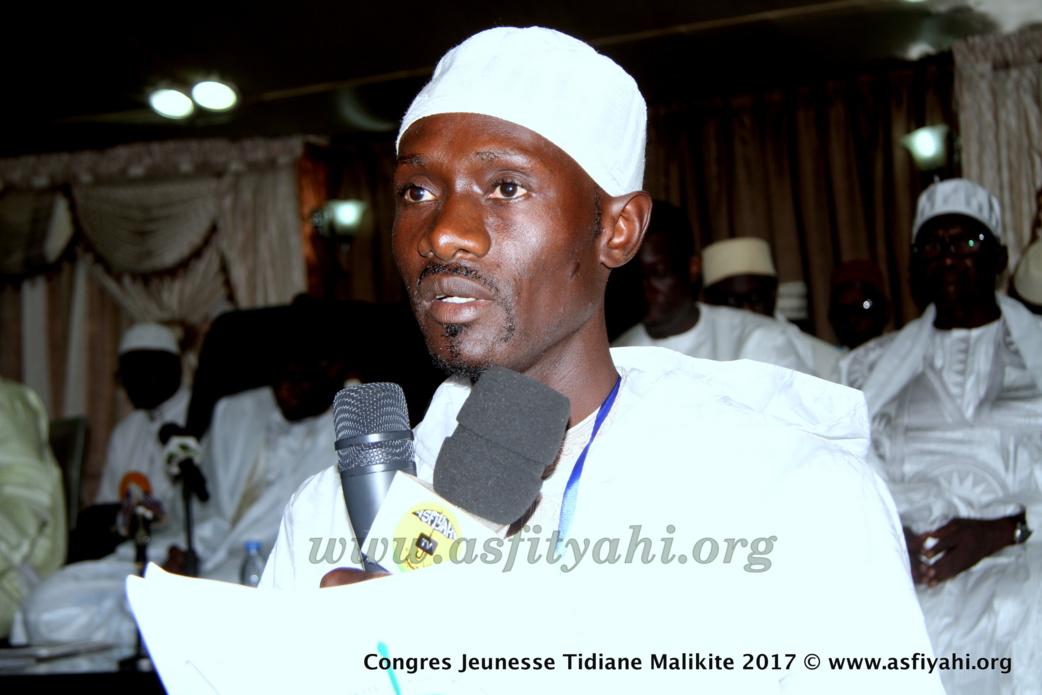 PHOTOS - Les Images de la Conférence de Clôture du Congrés de la Jeunesse Tidiane Malikite, édition 2017