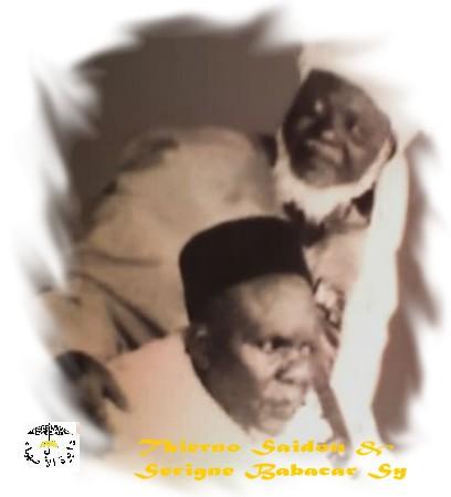 25 JANVIER 1980 - 25 JANVIER 2020 - 40 ans déjâ: El Hadj Thierno Saidou Nourou Tall (rta) , le précurseur du dialogue interconfessionnel en Afrique