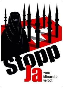 Vers l'interdiction des minarets en Suisse ?