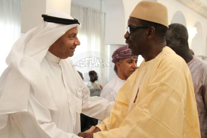 RAPPEL À DIEU D'AL AMINE: Les ambassadeurs des pays Arabes présentent leurs condoléances à la Famille de Seydil Hadj Malick Sy (rta)