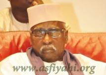 Le Khalif Général des Tidianes Serigne Mbaye Sy Mansour en tournée en France