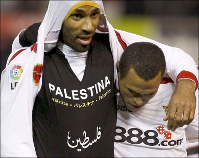 Kanouté : « Je fais le Ramadan même lorsque je joue »