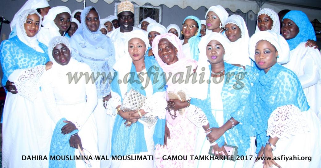 """PHOTOS - TAMKHARIT 2017 - LEs Images du Gamou de la Dahira Mouslimina Wal Mouslimati """"Junior"""" de Libérté 4, présidé par Serigne Habib Sy Ibn Serigne Mbaye Sy Mansour"""