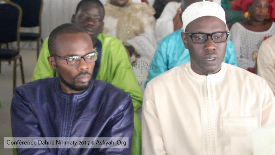 PHOTOS - Les Images de la Conférence nationale Dahira Nihmaty de Sokhna Kala Mbaye presidé par Serigne Pape Malick SY