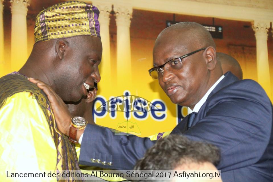 PHOTOS - Les Images du lancement des ditions Al Bouraq Sénégal, ce jeudi 16 Novembre à la chambre de commerce de Dakar