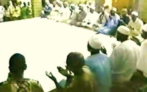 Séance de Wazifa dans une mosquée Dakaroise