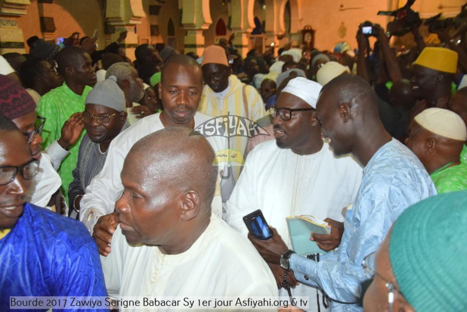 PHOTOS - GAMOU TIVAOUANE 2017 - Les Images de l'Ouverture Bourde à la Mosquée Serigne Babacar SY (rta)