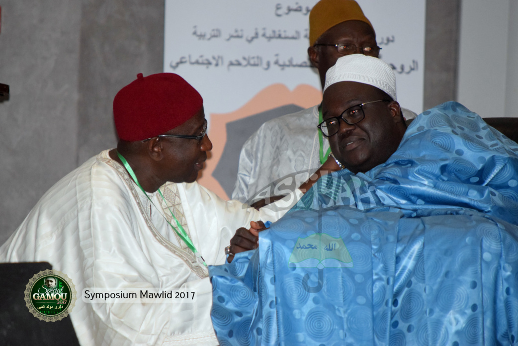 """PHOTOS - Symposium du Mawlid 2017 : Les chercheurs appellent à une """"meilleure valorisation du rôle socio-économique des cités religieuses"""""""