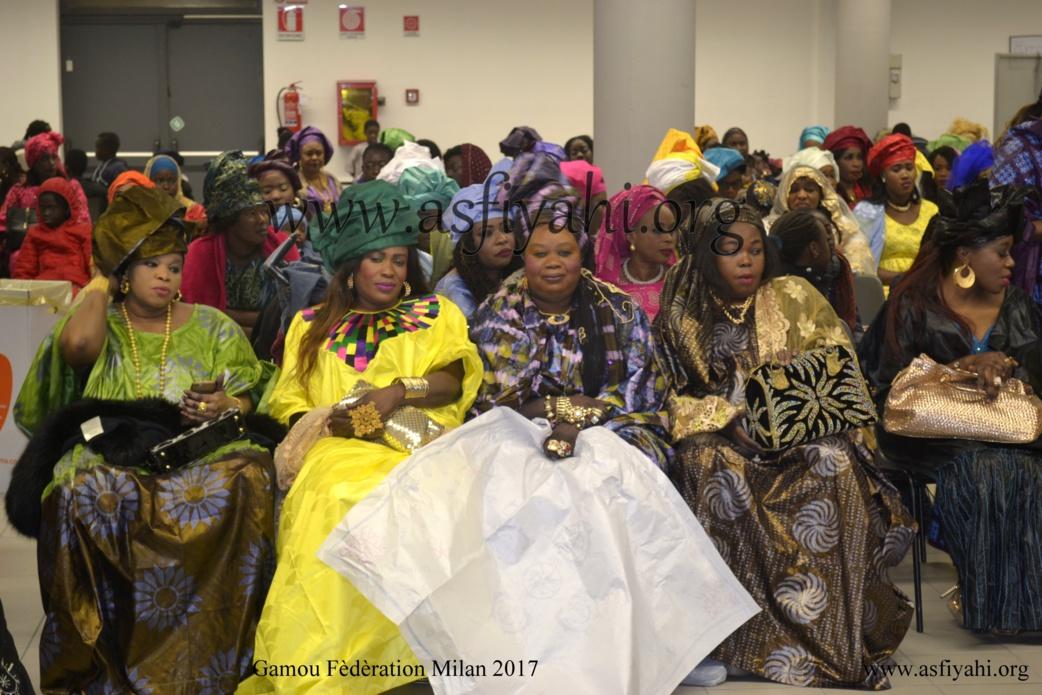 PHOTO - ITALIE - MILAN - Les Images du Gamou 2017 de la Fédération des Dahiras Tidianes de Milan présidé par Serigne Ahmeth Sarr