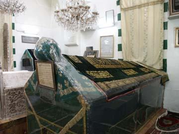 Mausolée de Bilal ibn rabah à Damas (Syrie)